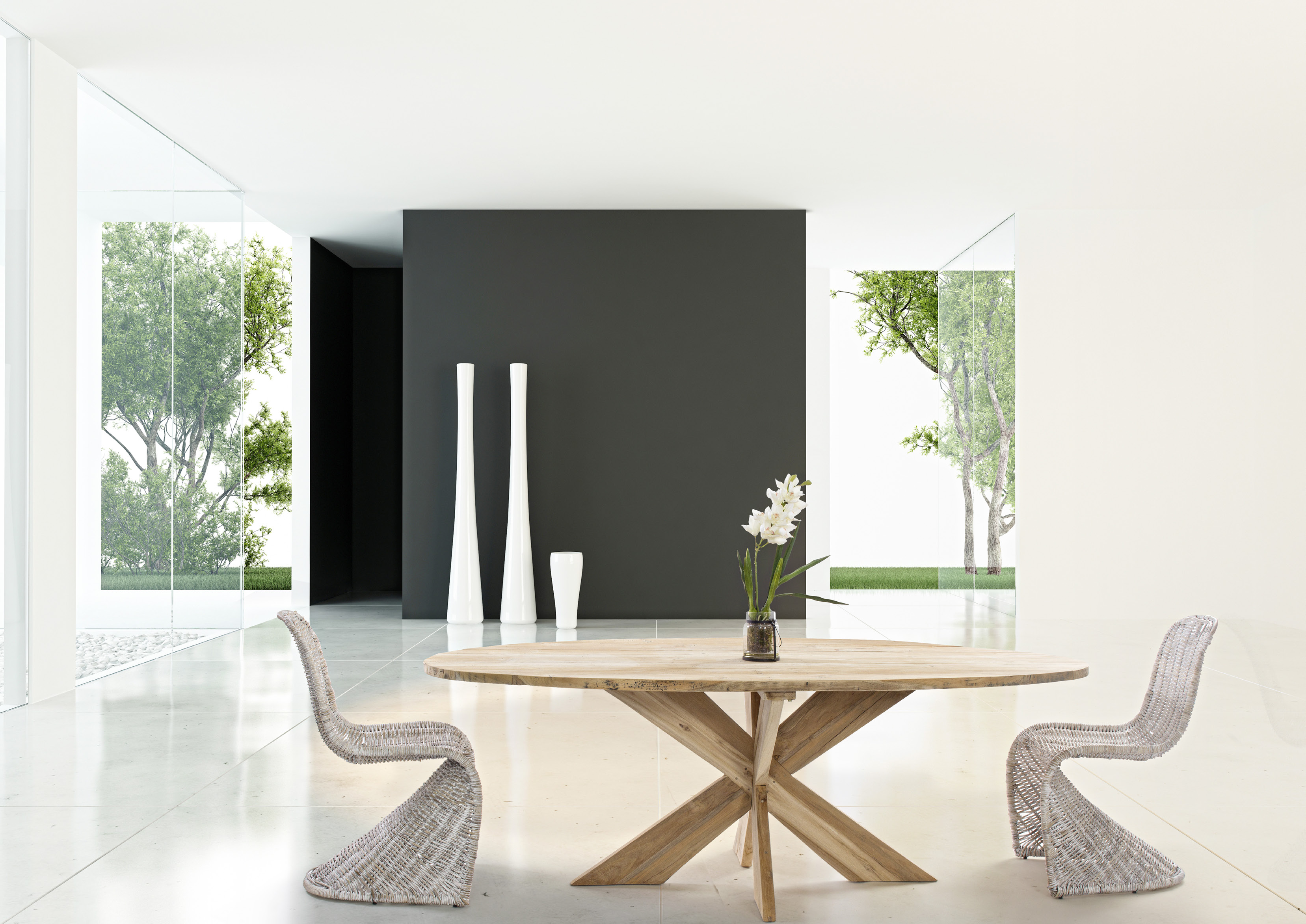 Sale da pranzo - Bambù 2000 di Fontana Americo | Artigianato ed ...